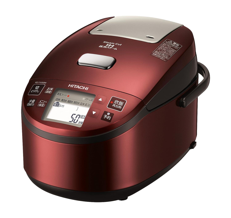 2位.高温で甘味を引き出す 日立 圧力IHスチーム炊飯器 打込み鉄釜