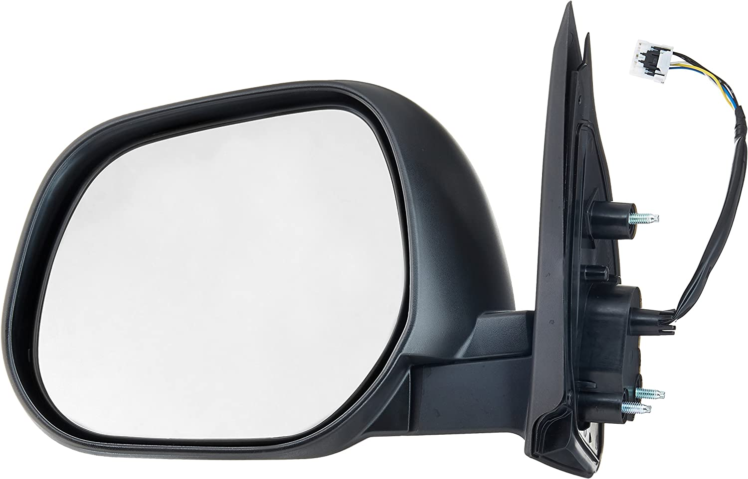 TYC 6600042 Mitsubishi Outlander Sport Left Non Heated Replacement Mirror