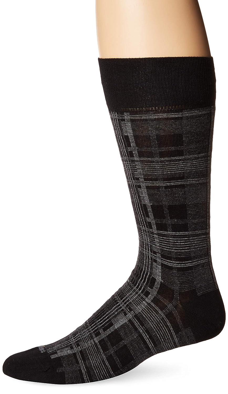 Hugo Boss Mens /rs Check Dress Sock