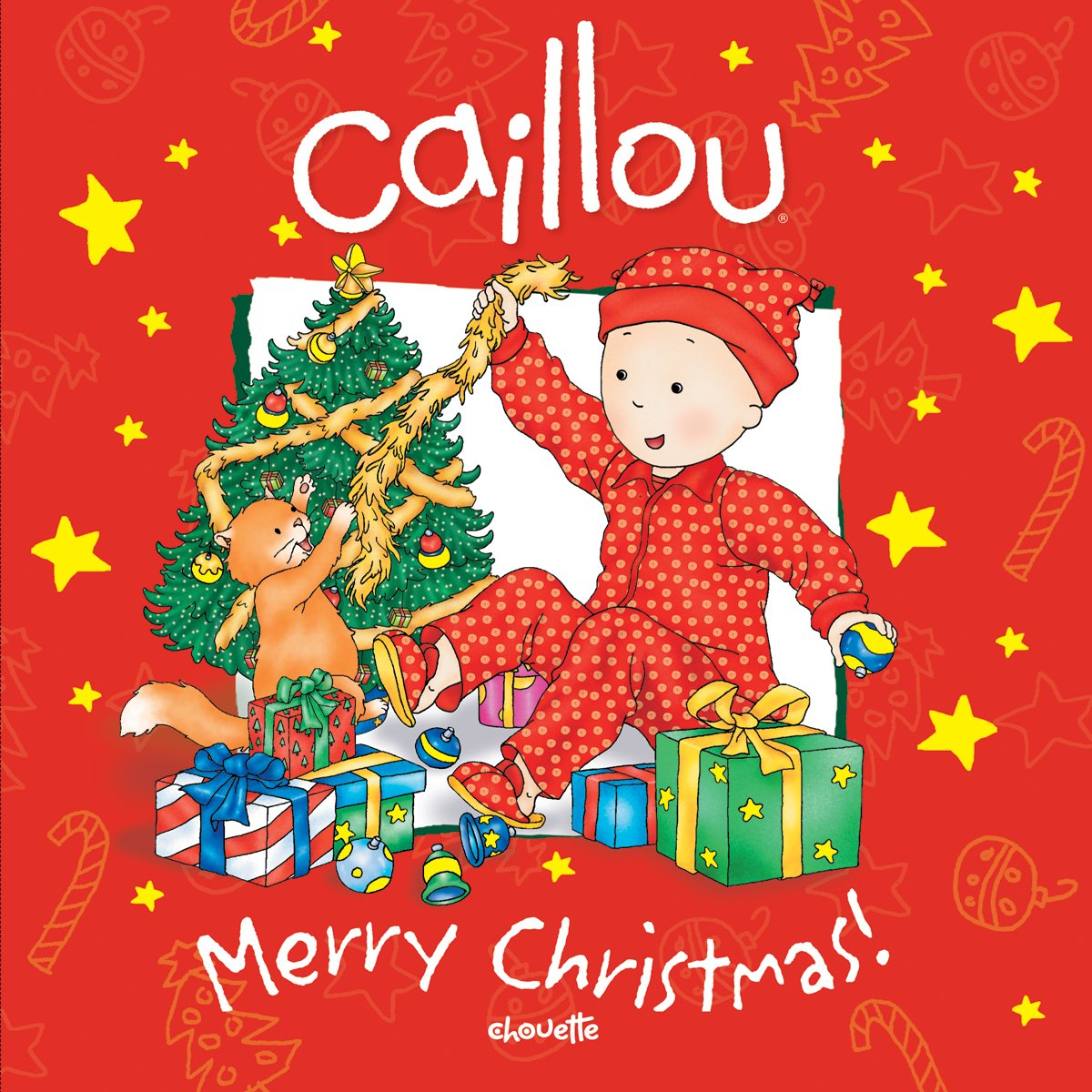 Read Online Caillou: Merry Christmas! (Confetti series) PDF