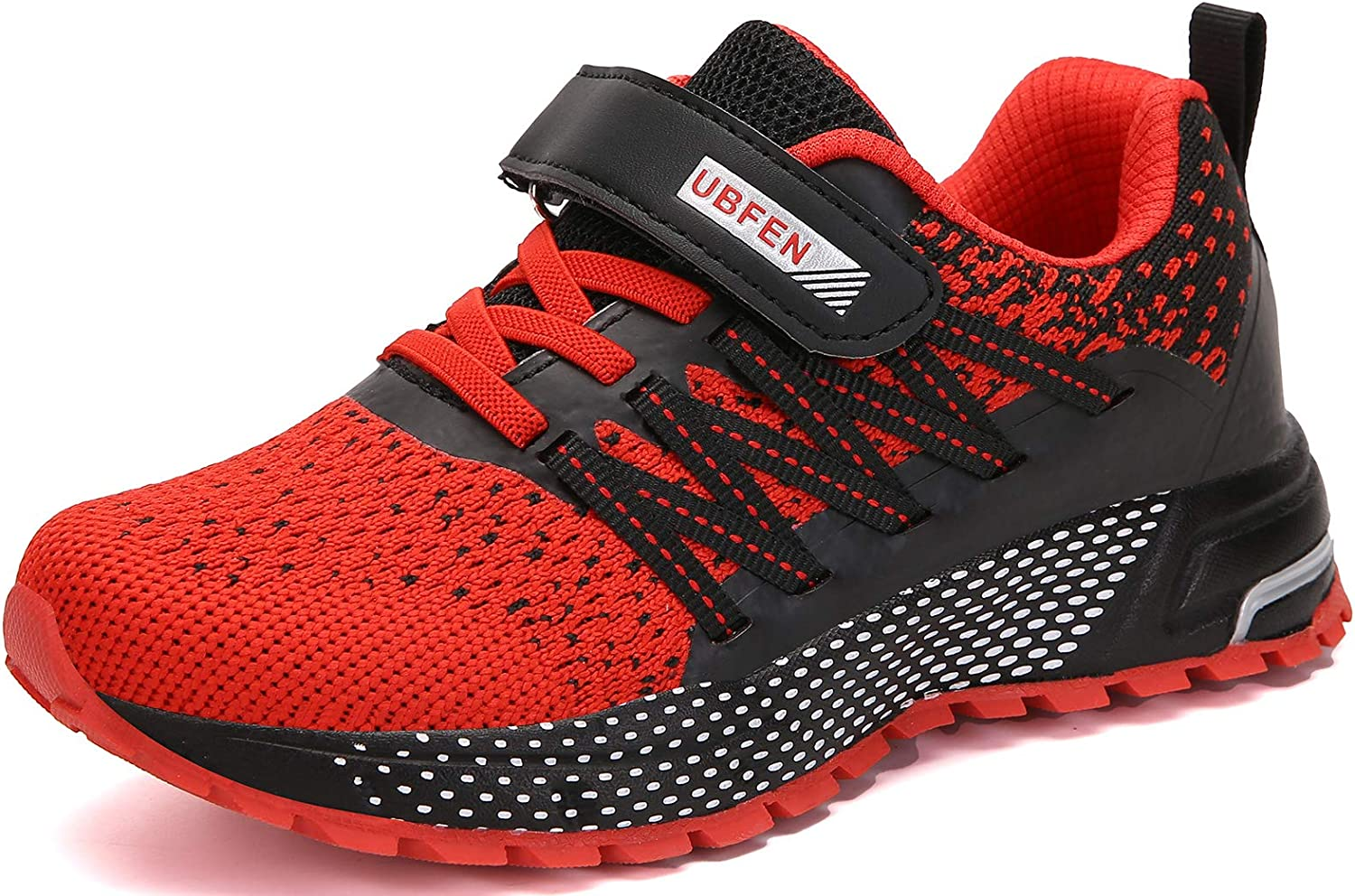 UBFEN Kids Running Shoes All items Los Angeles Mall in the store Walking Athletic Sneakers Sports Tennis