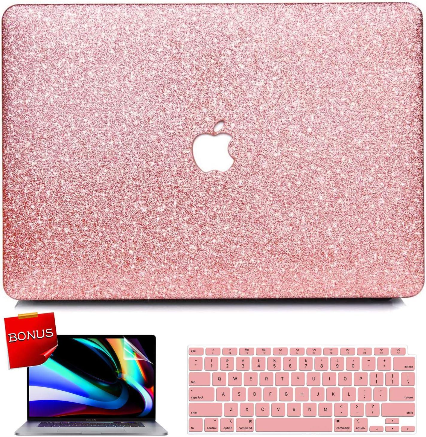 Macbook Air 13 2020 2019 Screen Protector Hard Shell Case Accessories Set A2337 M1 A1932 A2179 Keyboard Cover MacBook Air 13 Case
