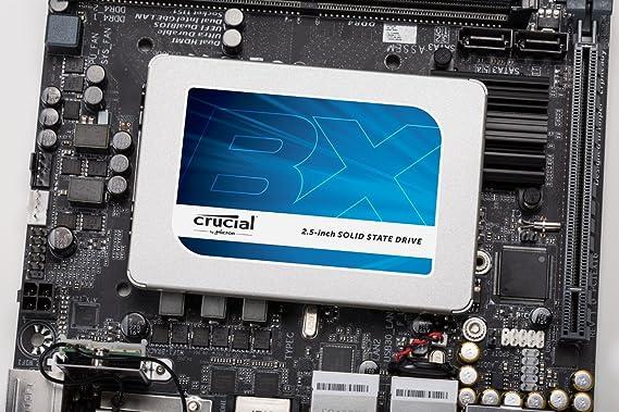 Crucial BX300 CT120BX300SSD1 - Disco Duro sólido Interno SSD de ...