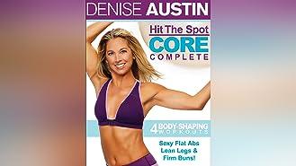 Amazon Com Denise Austin Yoga Body Burn Yoga Burn Lionsgate