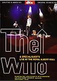 The Who Live At The Royal Albert Hall 【UA-49】 [DVD]