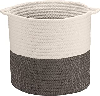 """product image for Colonial Mills Craftworks Basket, 18""""x18""""x17"""", Grey"""