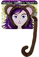 Forum Novelties Women's Playful Animals Monkey Costume Accessory Set