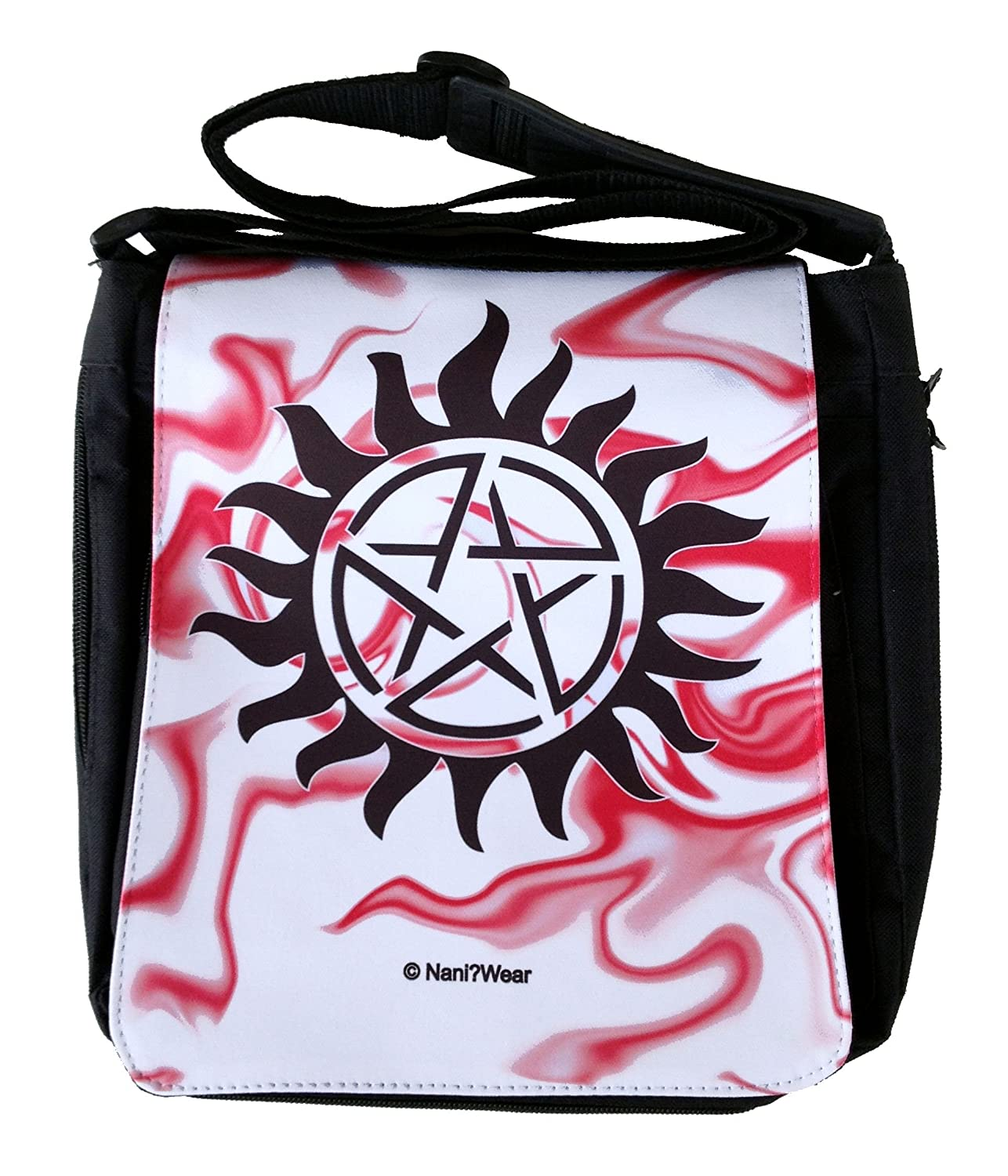 NaniWear Supernatural Anti-Possession Medium Geek Messenger Bag