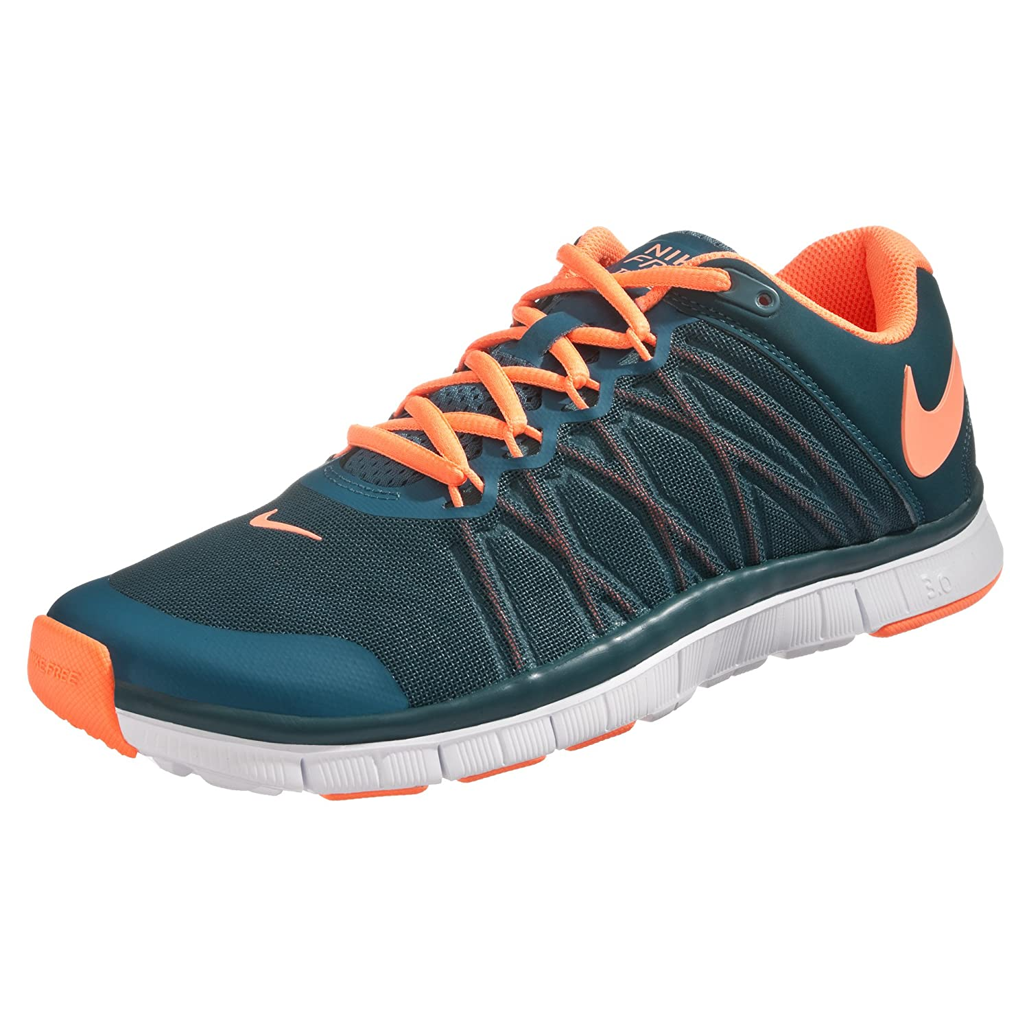 huge discount b6836 6e7a8 nike free trainer 3.0 mens running trainers 630856 300 sneakers shoes (uk 6  us 7 eu 40)  Amazon.co.uk  Shoes   Bags