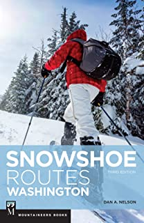 Image result for Snowshoe Routes, Washington""