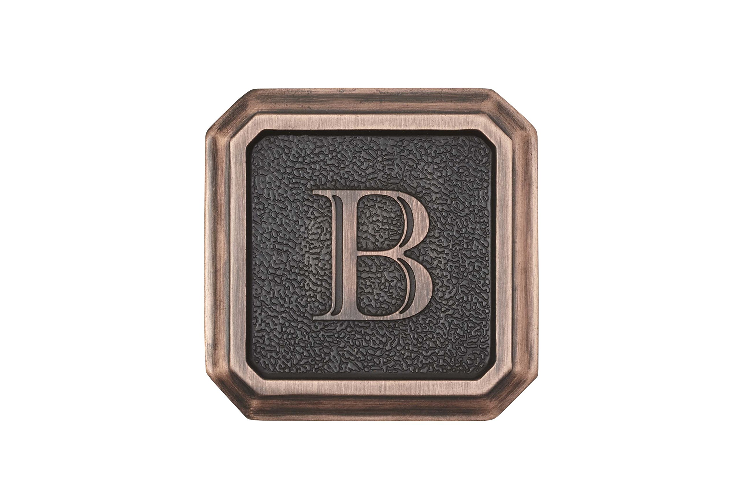 Architectural Mailboxes 3650ORB-B Aluminum Oil Rubbed Bronze Monogram - Letter''B''