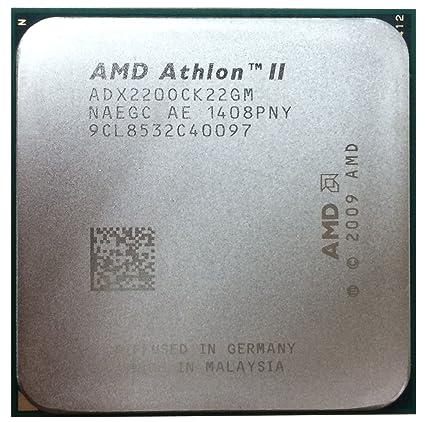 AMD Athlon II X2 220 2.8GHz 2x512KB Socket AM3 Dual-Core CPU Processors at amazon