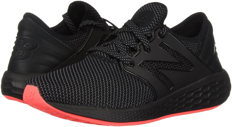New Balance Women's Cruz V1 Fresh Foam Running US|Black Shoe B0751GSLKM 10 W US|Black Running 8875e0