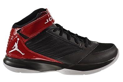 Jordan BCT Mid 3 Men's Shoes Black/White-Gym Red 684829-001 (