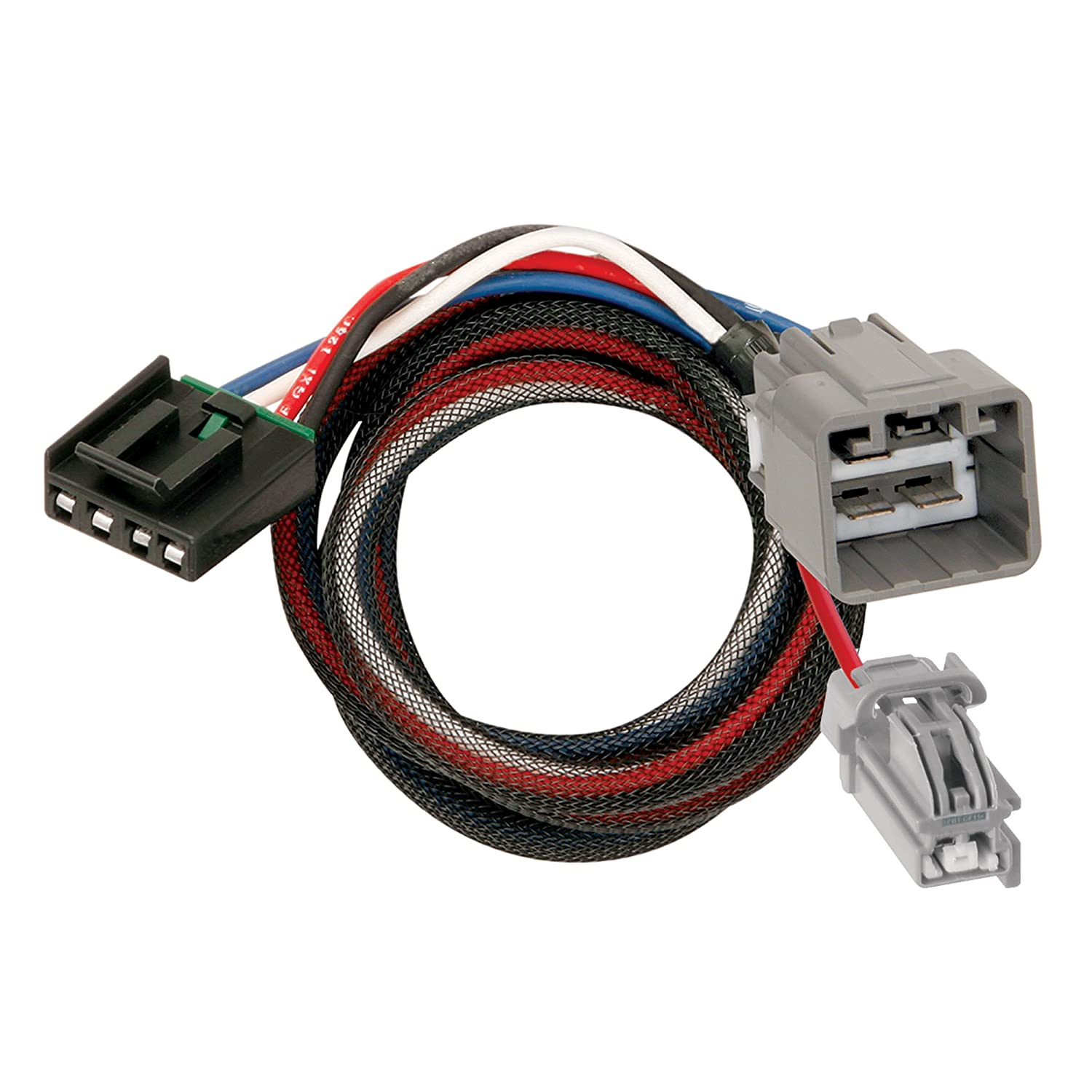81y4xV0CXkL._SL1500_ amazon com reese towpower 8507500 brake control wiring harness curt wiring harness 55542 at readyjetset.co