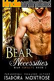 Bear Necessities (Bear Fursuits Book 1)