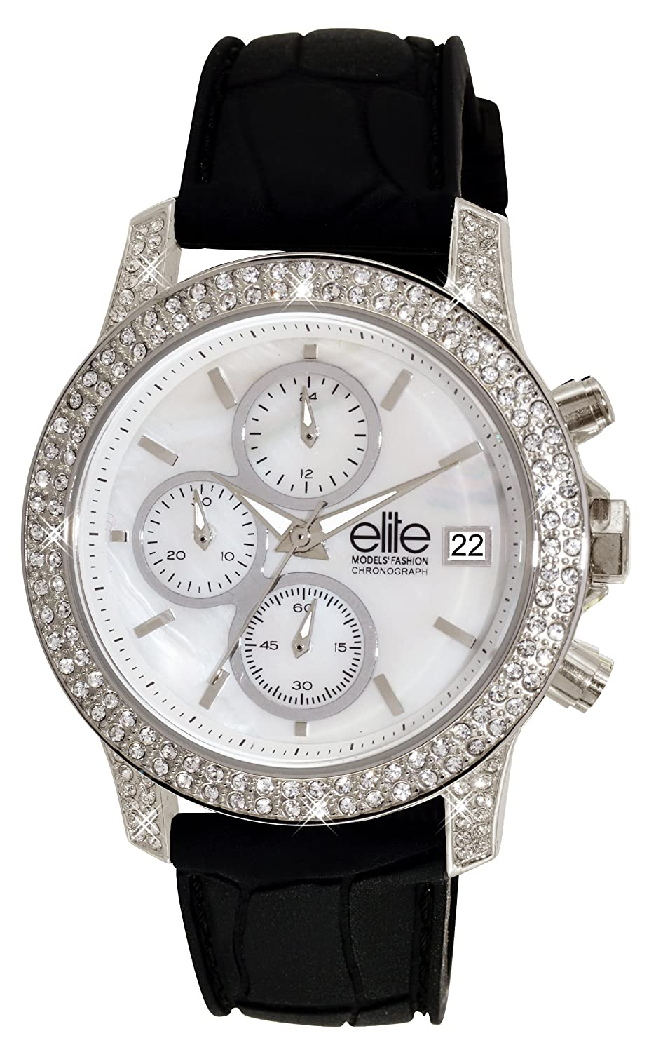 Elite Models' Fashion Damen-Armbanduhr E53469-201