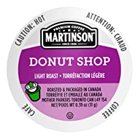 Martinson Coffee, Donut Shop, 24 Single Serve RealCups Deals