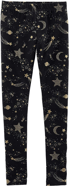Carters Little Girls Stellar Space Leggings