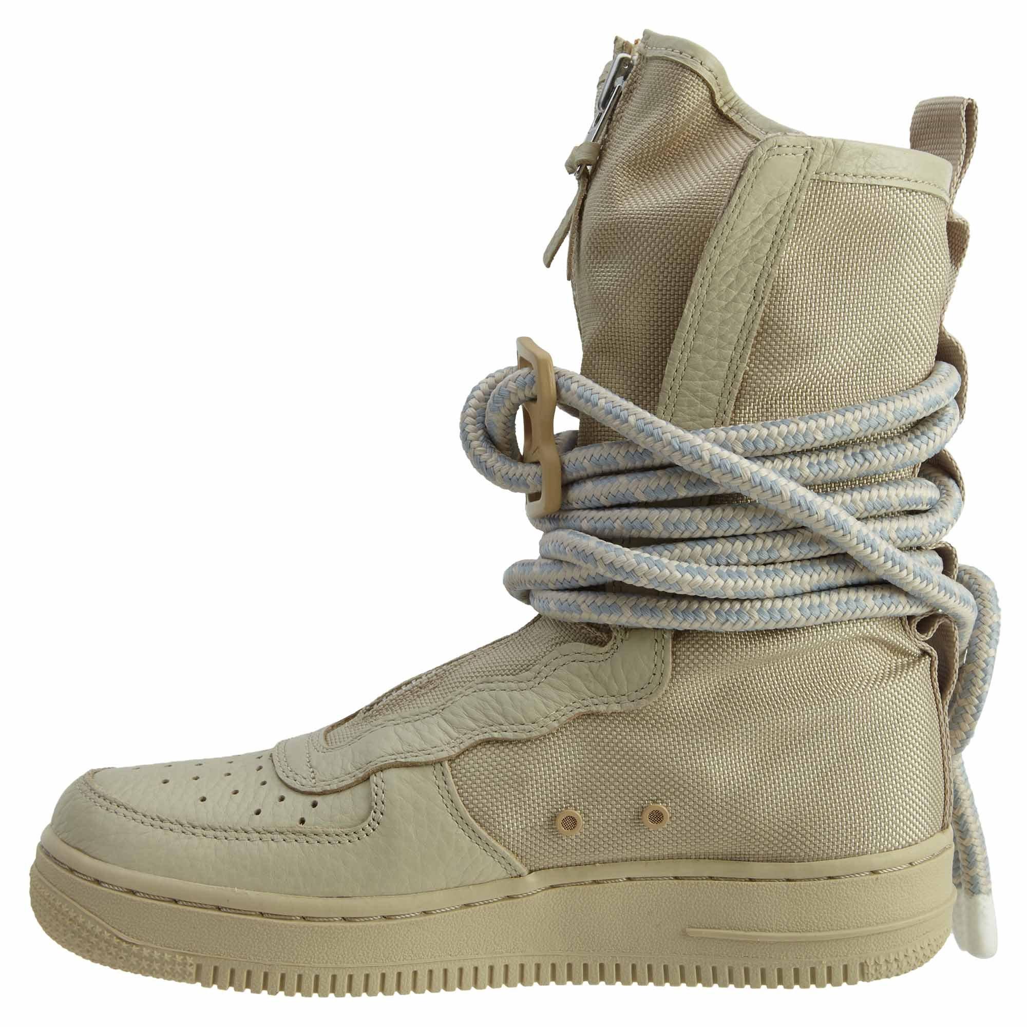 Nike Sf Af1 Hi Womens Style : AA3965-200 Size : 8.5 B(M) US by NIKE (Image #3)