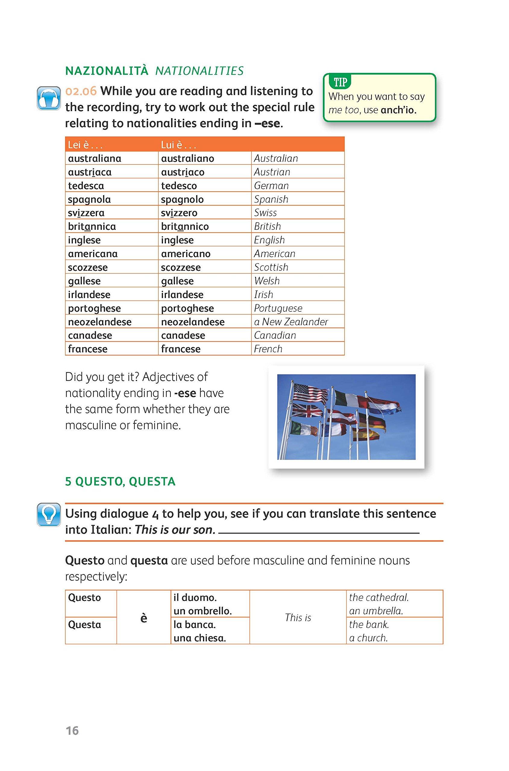 Get Started In Italian Vittoria Bowles 9781444174717 Amazon
