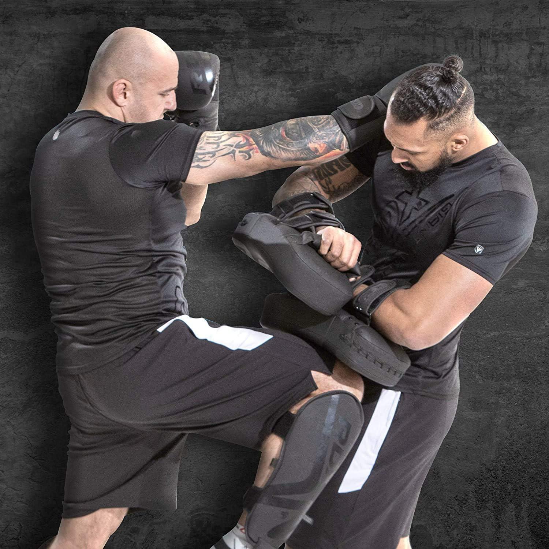 RDX Muay Thai Pads MMA Kickboxing Strike Shield Martial Arts Boxing Punch CA