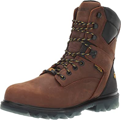 Wolverine Mens Size 10.5 Wide Boots I90 Epx Carbonmax Waterproof work boots