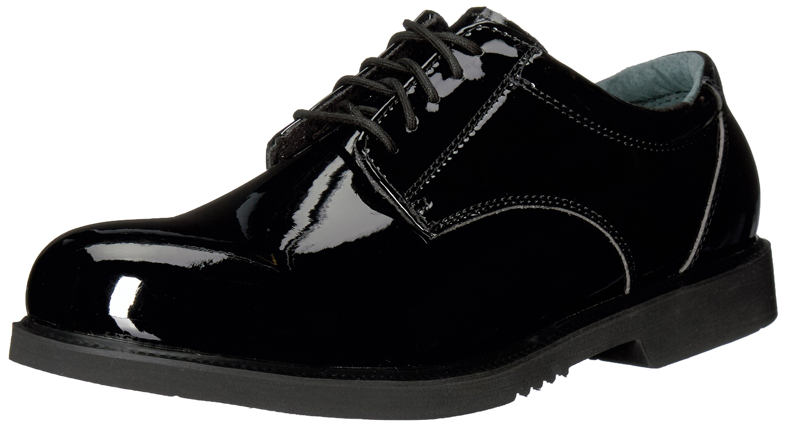 Thorogood 831-6031 Men's Uniform Classics - Poromeric Oxford Shoe, Black - 11 D(M) US by Thorogood