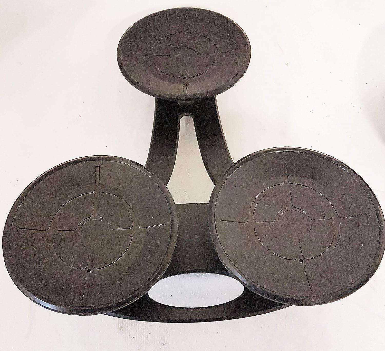 Transparent Hose /& Stainless Banjos Pro Braking PBR0451-CLR-SIL Rear Braided Brake Line