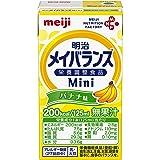 明治 メイバランスMini バナナ味 125ml×12個