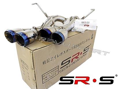amazon com srs 2015 wrx sti quad axleback burnt tip exhaust systemSubaru Stereo Wiring Harness Srs #20