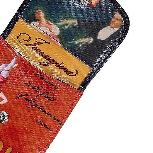 Amazon.com: Taxi portafolios Houdini pequeño Vegano plegable ...