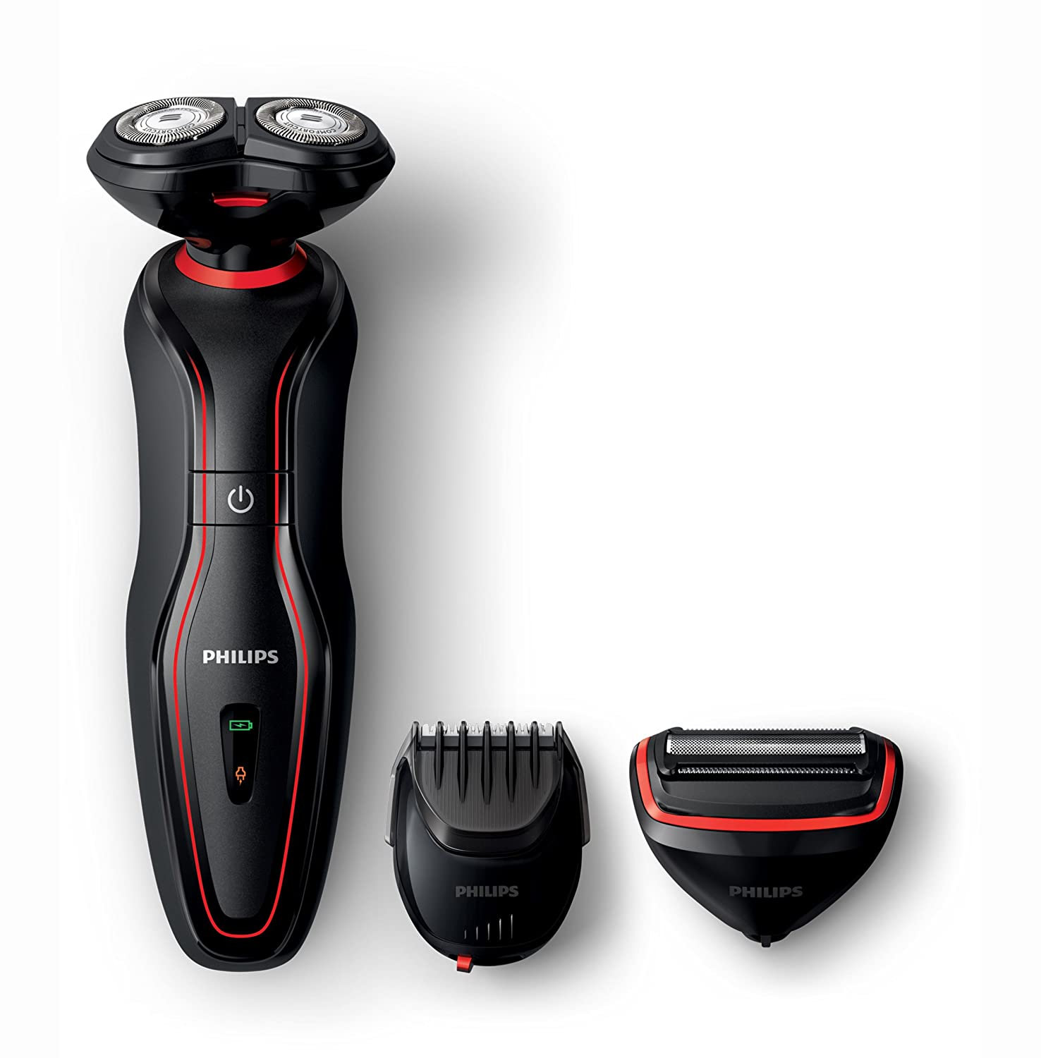 Philips S738/17 Series 1000 Click and Style Shaver / Beard Trimmer / Body Groom