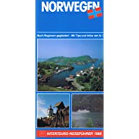 Intertours Reiseführer Norwegen '88