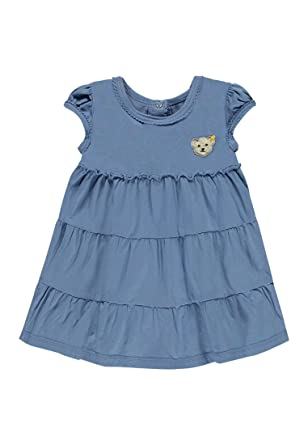 be Kleidblau Steiff happy geschnitten Mädchen Steiff stufig LR34j5A
