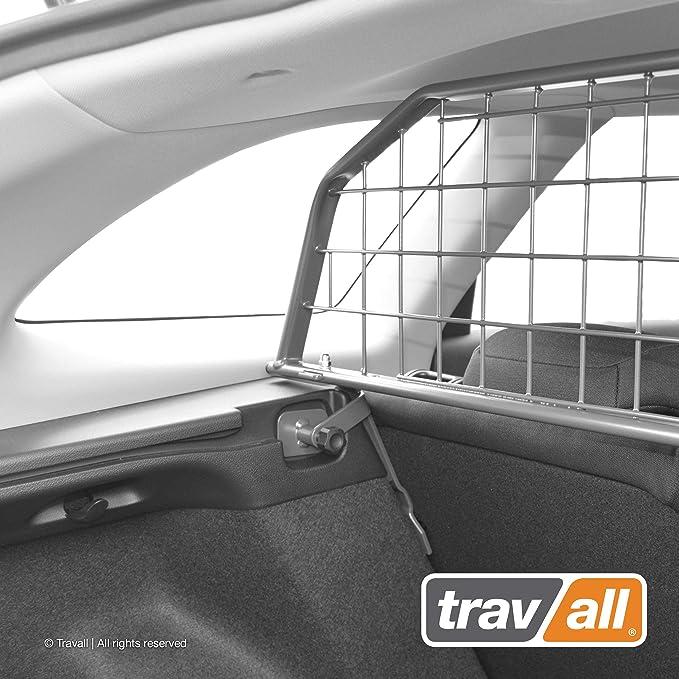 Travall Guard Hundegitter Tdg1414 Maßgeschneidertes Trenngitter In Original Qualität Auto