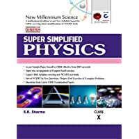 DINESH New Millennium Science Super Simplified PHYSICS Class 10 (2019-20 session)