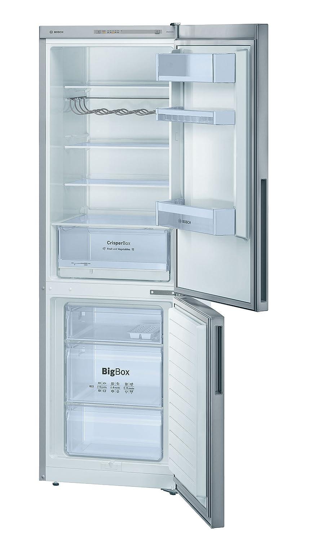 Bosch KGV36VL30 congeladora - Frigorífico (Independiente, Acero ...