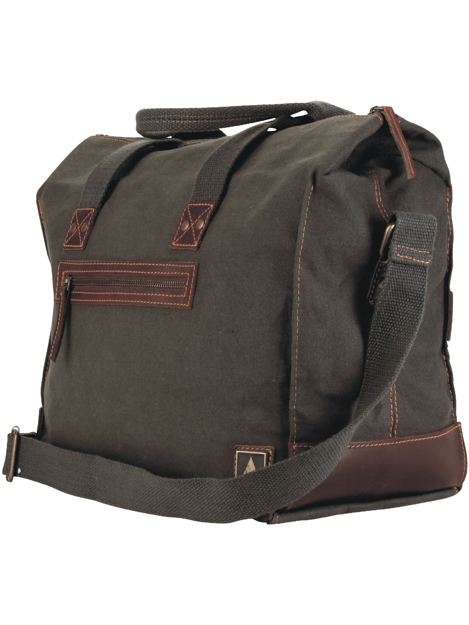 Canvas Satchel Carry-On Bag by Gardener's Supply Company