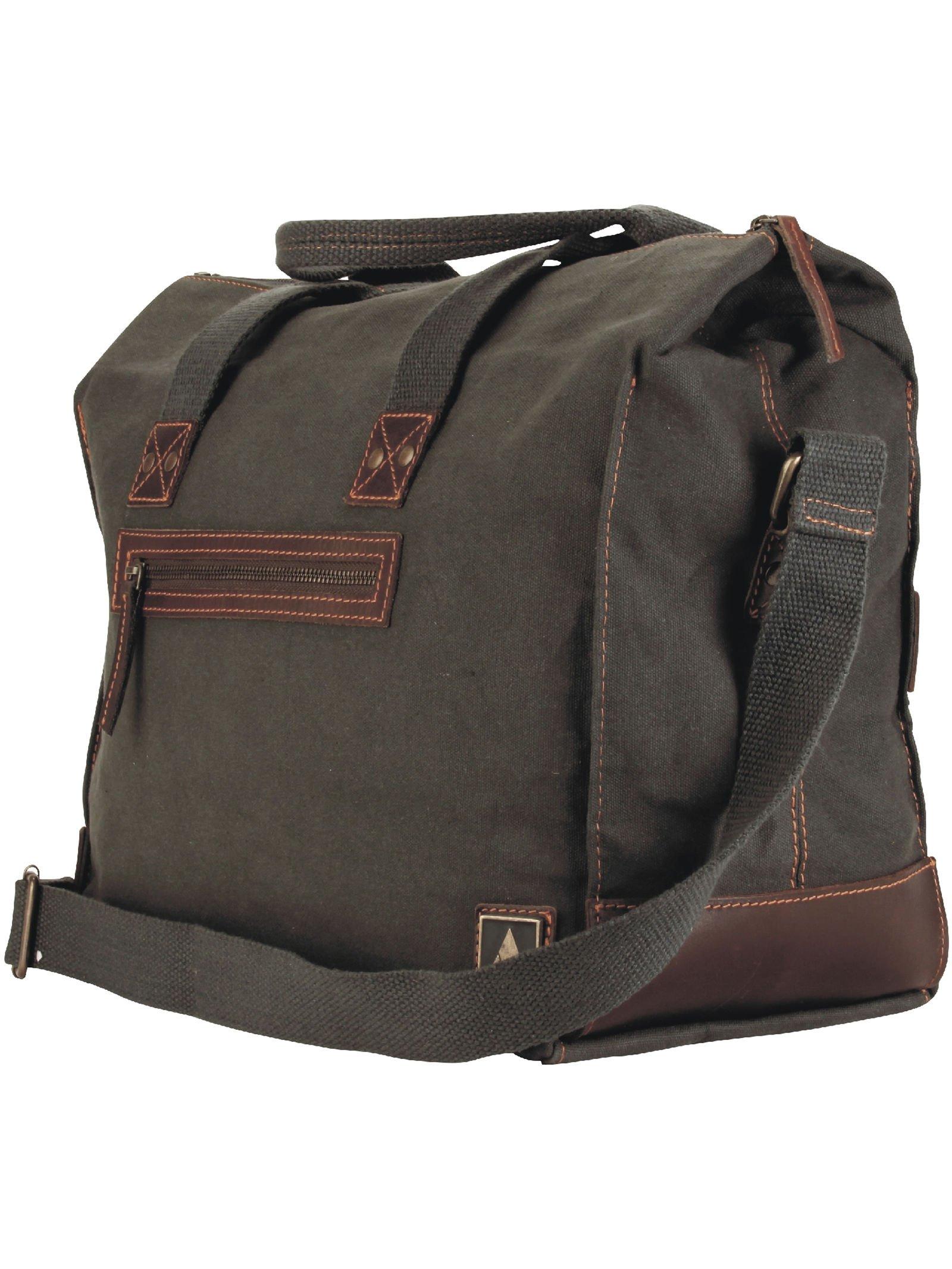 Canvas Satchel Carry-On Bag