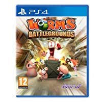 Worms Battlegrounds (PS4)