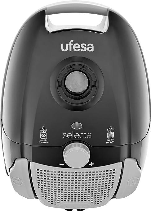 Ufesa Selecta - Aspiradora con bolsa, eficiencia energética A ...