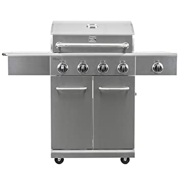 KENMORE 606sq. in 4-Burner Gas Grill