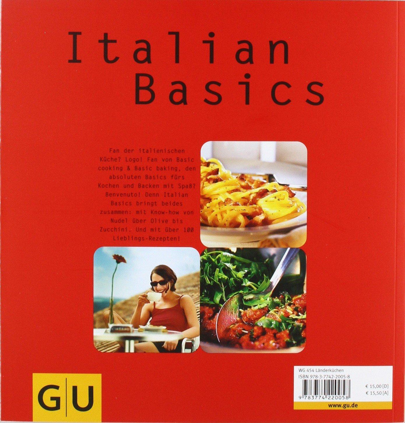Italian Basics: Amazon.de: Cornelia Schinharl, Sebastian Dickhaut ...