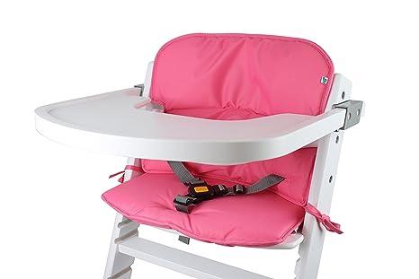 tinydo de trona Cojín 2teilg. con espuma de Memory de amortiguación – Apto para todos los Sillas Trona – Reductor de asiento/ – Fregadero para Baby ...