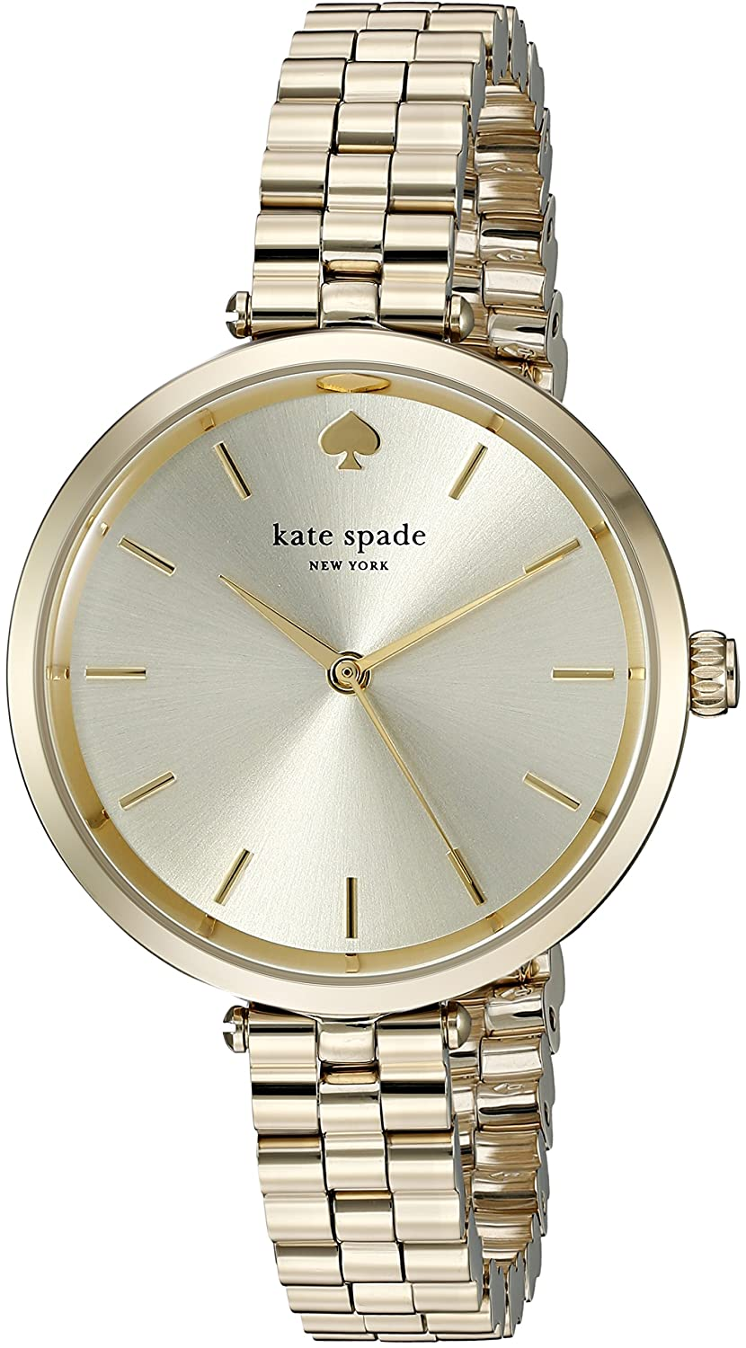 Kate Spade New York Holland Goldtone Stainless Steel Watch by Kate+Spade+New+York