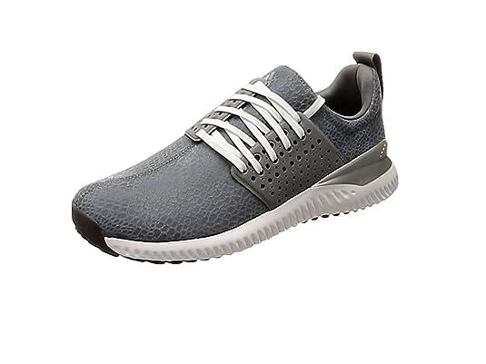 best sneakers 03d84 fd3eb adidas Adicross Bounce-Leather, Zapatillas de Golf para Hombre, (Gris  F33727)