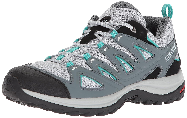 Salomon Women's Ellipse 3 Aero W USA Trail Running Shoe B073K4L1HG 6.5 M US|Quarry