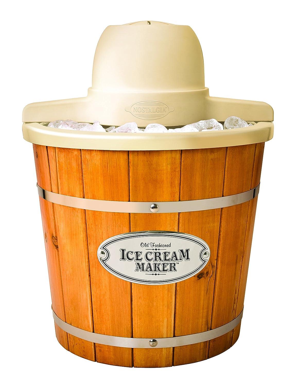 Counter Top Ice Cream Maker Recipes : Countertop Small Ice Cream Maker Machine Home Yogurt Gelato 4 quarts ...