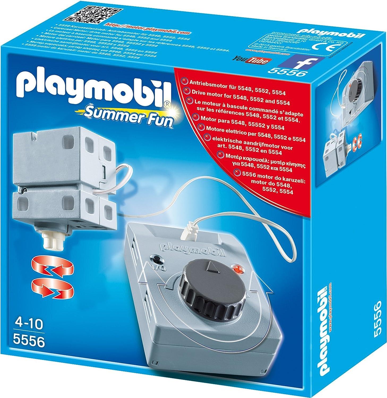 Playmobil 5556 - Elektrischer Antrieb für Fahrgeschäfte B00FJR0YVY Fahrzeuge mit Funktion Erschwinglich   Die Farbe ist sehr auffällig